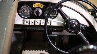 Morgan EV3 - Geneva 2016 - interior