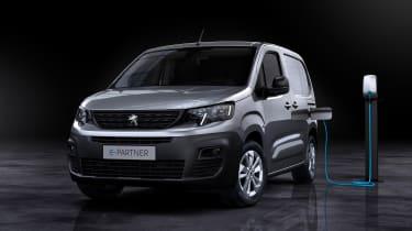 Peugeot e-Partner - front