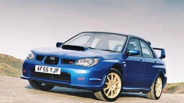 Subaru Impreza 2006 facelift