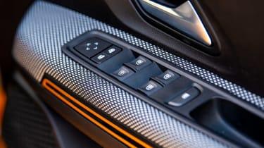 Dacia Sandero Stepway long termer - first report window controls