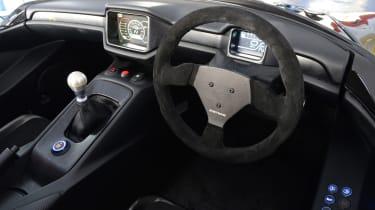 Zenos E10 review - interior