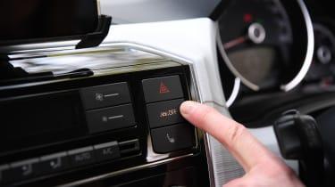 SEAT Mii electric - long termer final report lane keep assist