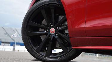 Jaguar XE wheel