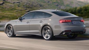 2019 Audi A5 Sportback - rear tracking