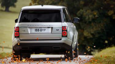 Range Rover PHEV - full rear