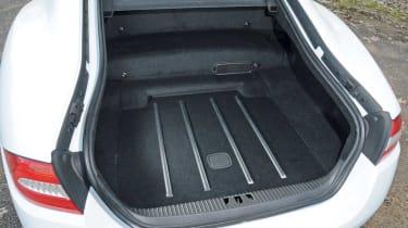 Jaguar XKR boot