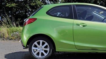 Mazda side