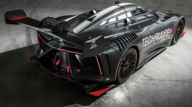 Techrules Ren RS rear