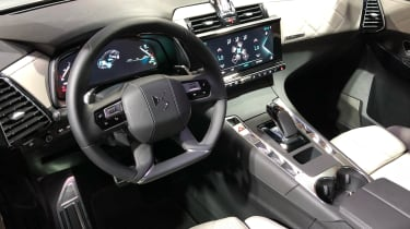 DS 7 Crossback E-Tense - Paris - Interior