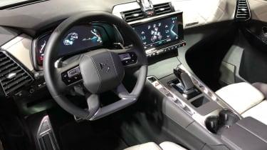 DS 7 Crossback E-Tense - Paris - Interior