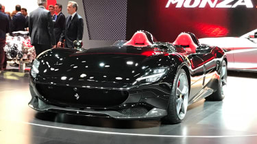 Ferrari Monza SP2 - Paris front
