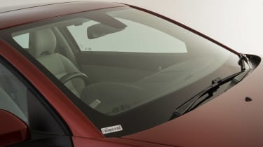 Used Volvo C30 - windscreen