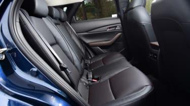 Mazda CX-30 - rear seats