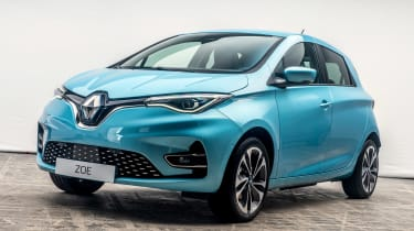 Renault ZOE - front static