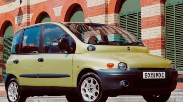 Italian modern classics - Fiat Multipla