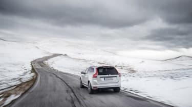 Volvo Polestar performance parts rear