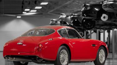 Aston Martin DB4 GT Zagato Continuation - rear