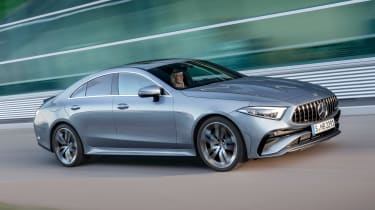 Mercedes-AMG CLS 53 - front tracking