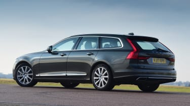 Volvo V90 used guide -rear