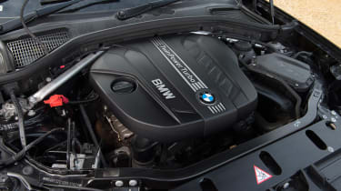 Used BMW X3 - engine