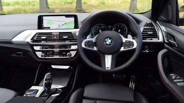 BMW X4 - interior