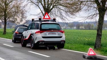 Mercedes ESF Concept - robot