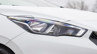 Nissan Micra N-Sport - headlight