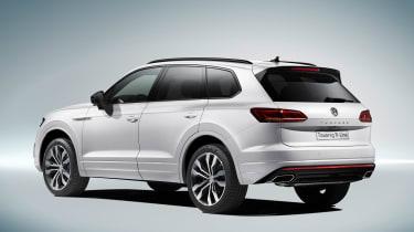 Volkswagen Touareg - rear
