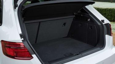 Audi A3 boot