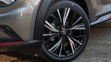 Nissan Juke - wheel