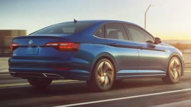 Volkswagen Jetta - rear