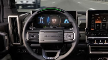 Hummer EV GMC - wheel