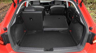 Audi A1 - boot