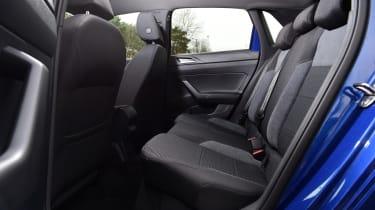 Volkswagen Polo - rear seats