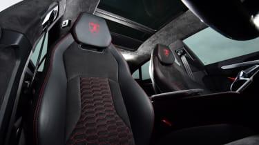 Lamborghini Urus - front seats