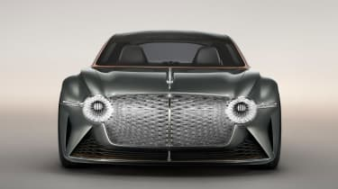 Bentley EXP 100 GT concept - full front