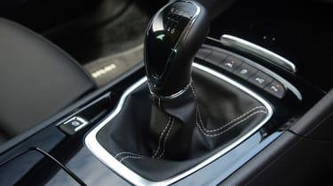 Vauxhall Insignia Sports Tourer - tranmsission