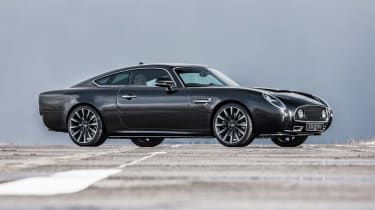 David Brown Automotive Speedback Silverstone edition side profile