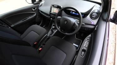 Renault ZOE R110 - interior