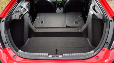 Honda Civic 1.0 - boot seats down