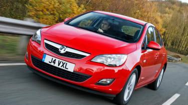 Clutch - Vauxhall Astra