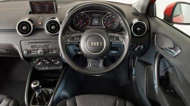 Used Audi A1 - dash