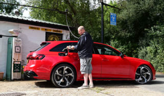 Audi RS 4 Avant long termer second report - header