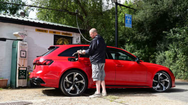 Audi RS 4 Avant long termer second report - header