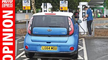 Opinion EV charging