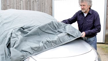 3 LAYER CAR COVER for BMW 6 SERIES Waterproof