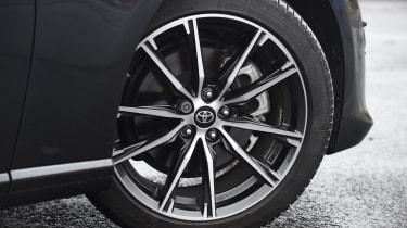 Toyota GT 86 2017 facelift - wheel