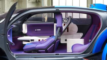 Citroen 19_19 Concept - cabin