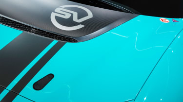 Jaguar I-Pace eTrophy - detail