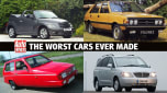 Worst cars ever - header pic